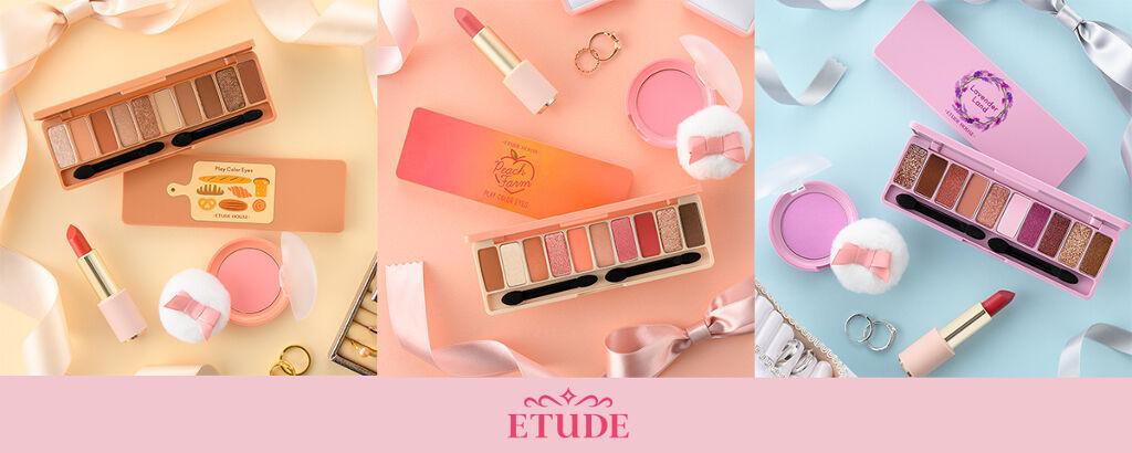 ETUDEのカバー画像