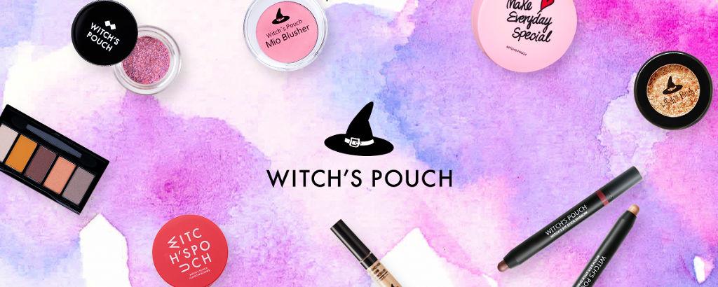 Witch's Pouchのカバー画像
