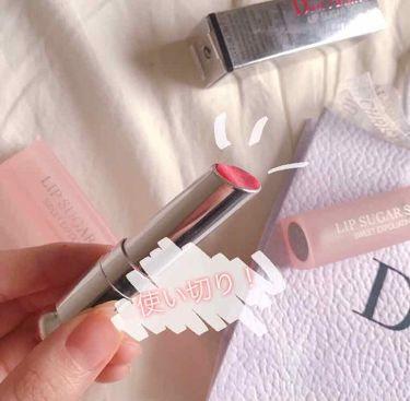 ディオール アディクト スクラブ&バーム/Dior/リップケア・リップクリームを使ったクチコミ(3枚目)