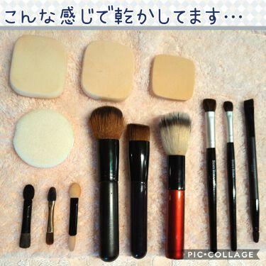 スポンジクリーナー/SHISEIDO/その他化粧小物を使ったクチコミ(2枚目)
