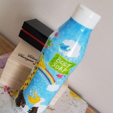 無添加生ボディソープ/ペリカン石鹸/ボディソープを使ったクチコミ(1枚目)