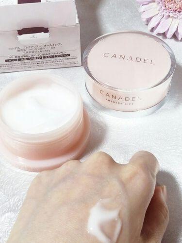 プレミアリフト オールインワン/CANADEL/オールインワン化粧品を使ったクチコミ(6枚目)