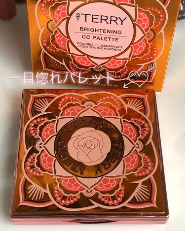BRIGHTENING  CC  PALETTE/BY TERRY/パウダーチークを使ったクチコミ(1枚目)