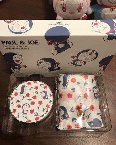 セッティング パウダー/PAUL & JOE BEAUTE/プレストパウダーを使ったクチコミ(1枚目)