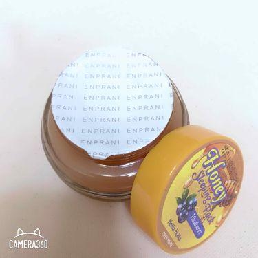 ナイトナイトパック ブルーベリー/Holika Holika/洗い流すパック・マスクを使ったクチコミ(2枚目)