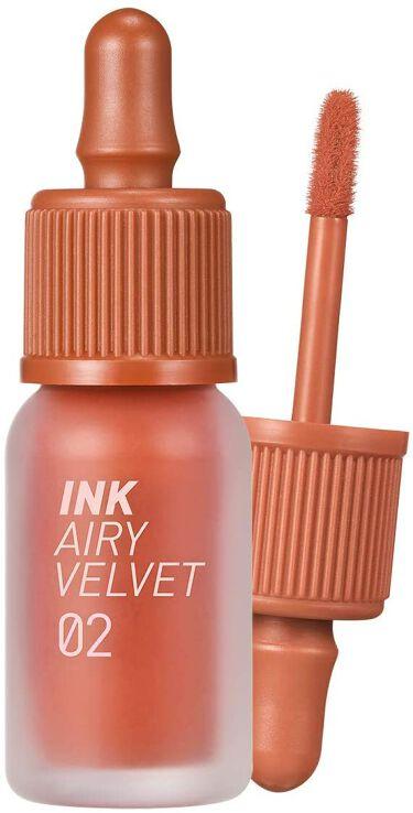 インク エアリー ベルベット #2 セルフィーオレンジプラウン