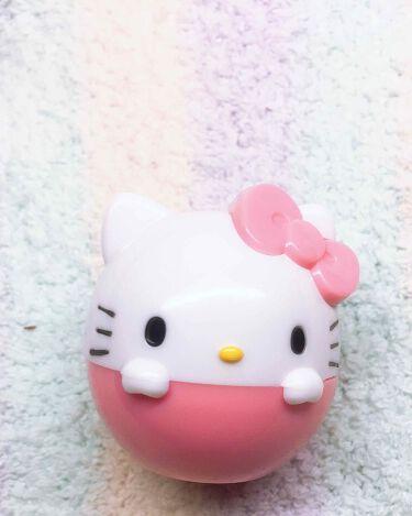 HKリップバーム/サンリオ/口紅を使ったクチコミ(1枚目)