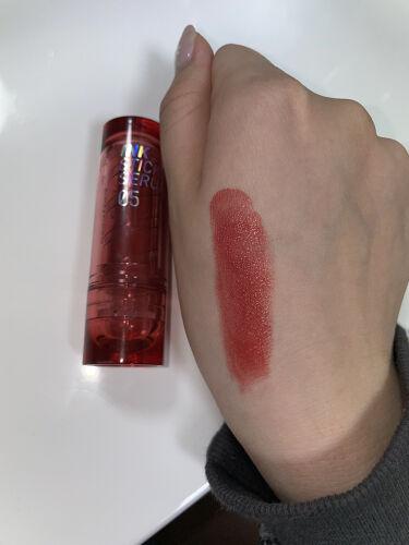 インク スティック セラム/PERIPERA/口紅を使ったクチコミ(4枚目)