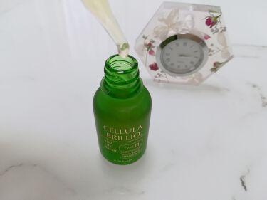 ブリリオ (旧)/CELLULA(チェルラー)/美容液を使ったクチコミ(2枚目)