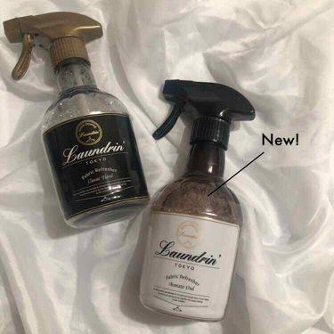 🐄mow-co🐄さんの「ランドリンファブリックミスト アロマティックウードの香り<香水(その他)>」を含むクチコミ