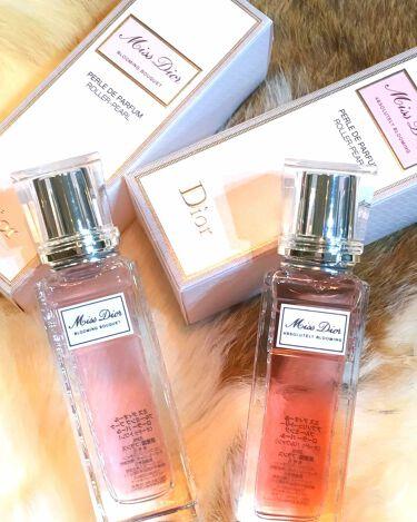 oz.designさんの「ディオールミス ディオール ブルーミング ブーケ ローラー パール<香水(レディース)>」を含むクチコミ