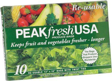 野菜・果物用バッグ