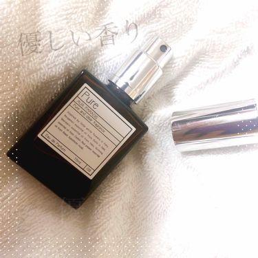 【画像付きクチコミ】こんにちは🙇♀️約2ヶ月ぶりの投稿です。忙しくて、全然投稿できませんでした🙌🙌今回は、AUXPARADISの香水を紹介していきたいと思います。・AUXPARADISPure(ピュア)15ml2860円(スプレー)30ml3960円(...