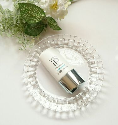 SOFINA iP UV レジスト リッチクリーム/SOFINA iP/日焼け止め(顔用)を使ったクチコミ(2枚目)