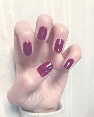 ジェルエフェクト/nails inc./マニキュアを使ったクチコミ(1枚目)