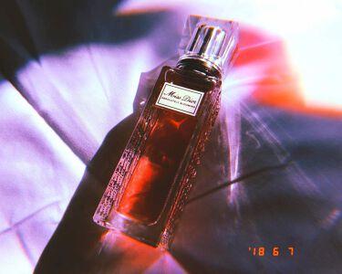 ミス ディオール アブソリュートリー ブルーミング ローラー パール/Dior/香水(レディース)を使ったクチコミ(2枚目)