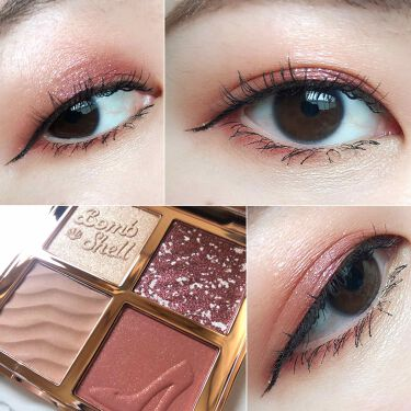 JUNO & CO.  Bombshell - Perfectionist Sculpting Palette/JUNO & CO./パウダーチークを使ったクチコミ(1枚目)