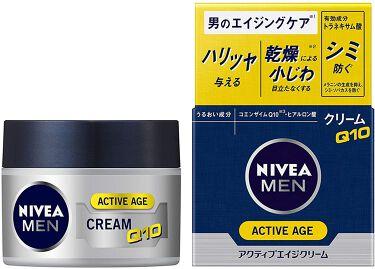 2015/9/19(最新発売日: 2020/10/10)発売 ニベアメン 薬用アクティブエイジ クリーム
