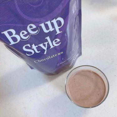 Bee up Style/4care/ボディシェイプサプリメントを使ったクチコミ(3枚目)