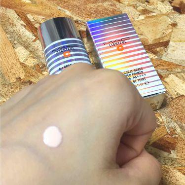 ライトフル C+ティンティッド プライマー/M・A・C/化粧下地を使ったクチコミ(2枚目)