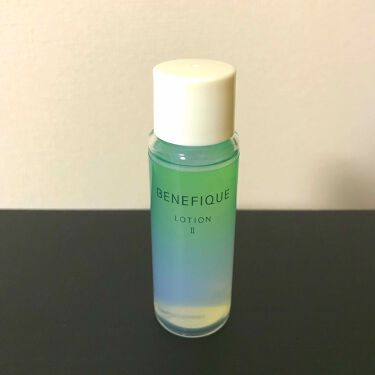 ドゥース ローション Ⅱ/BENEFIQUE/化粧水を使ったクチコミ(1枚目)
