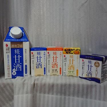 甘酒/甘酒/美容液を使ったクチコミ(1枚目)