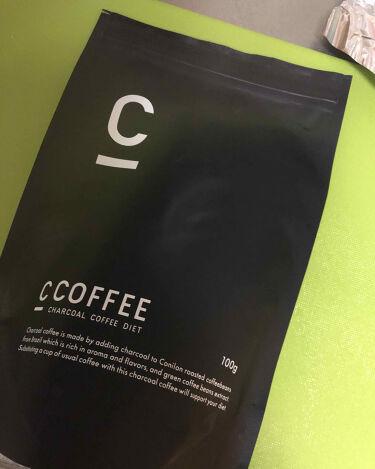C COFFEE(チャコールコーヒーダイエット)/C COFFEE/ドリンクを使ったクチコミ(1枚目)