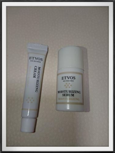 モイスチャライジングセラム/ETVOS/美容液を使ったクチコミ(2枚目)