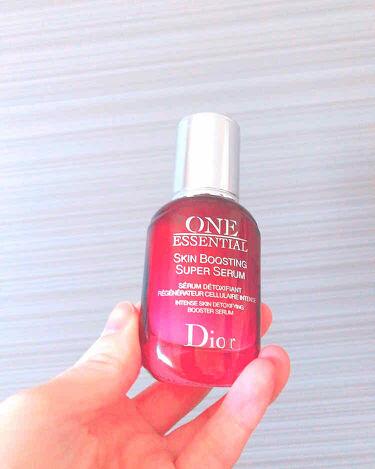 ワン エッセンシャル セラム/Dior/美容液を使ったクチコミ(4枚目)
