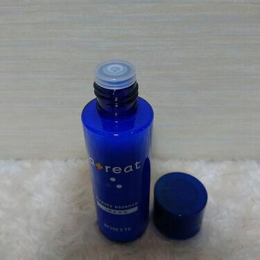 atreat ダブルセラム/ロゼット/美容液を使ったクチコミ(5枚目)