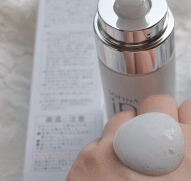 ベースケア セラム<土台美容液> リフレッシュタイプ/SOFINA iP/美容液を使ったクチコミ(2枚目)
