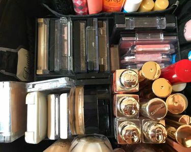 咲さんの「無印良品ナイロンメイクボックス・中<化粧ポーチ>」を含むクチコミ