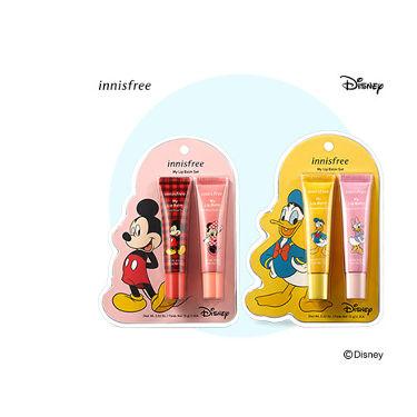 2020/1/1発売 innisfree マイリップバーム セット Disney LTD