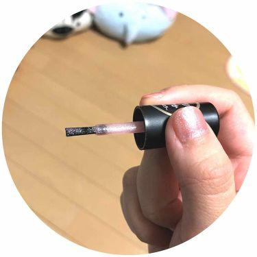 UR GLAM COLOR NAIL SELECTION(カラーネイルセレクション)/URGLAM/マニキュアを使ったクチコミ(3枚目)