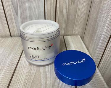 MEDICUBE ZERO PORE PAD 2.0/MEDICUBE(メディキューブ)/その他スキンケアを使ったクチコミ(2枚目)