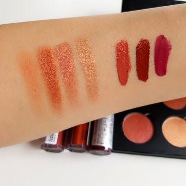 バターグロス/NYX Professional Makeup/リップグロスを使ったクチコミ(3枚目)