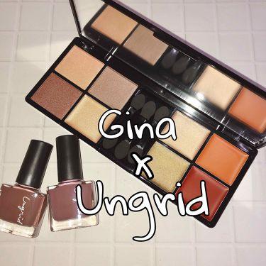 Gina 付録/ungrid/リップグロスを使ったクチコミ(1枚目)