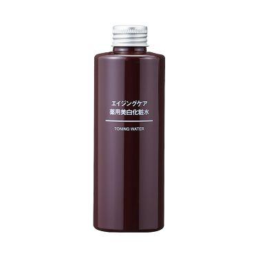 エイジングケア薬用美白化粧水