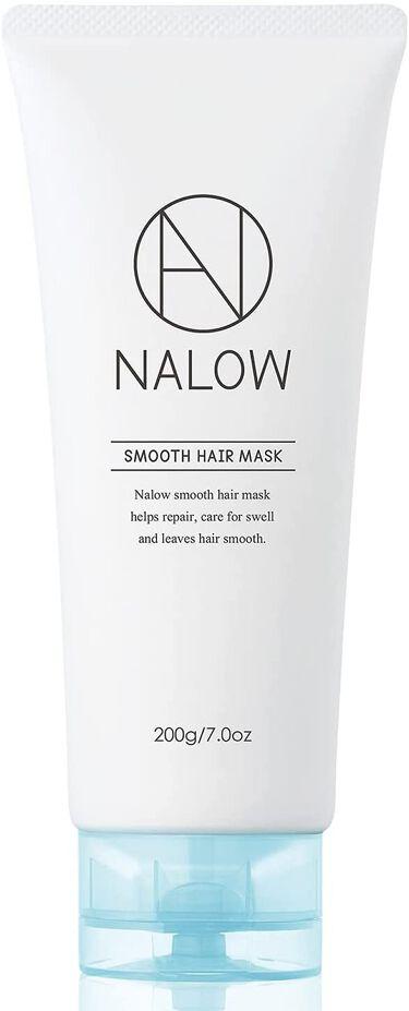 2021/9/2発売 NALOW  スムースヘアマスク