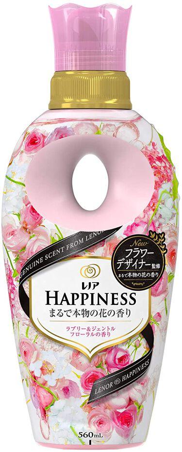 2020/10/28発売 レノア レノア ハピネス 柔軟剤 ラブリー&ジェントルフローラルの香り