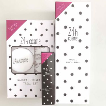 24h ミネラルアクアルージュ/24h cosme/リップケア・リップクリームを使ったクチコミ(1枚目)