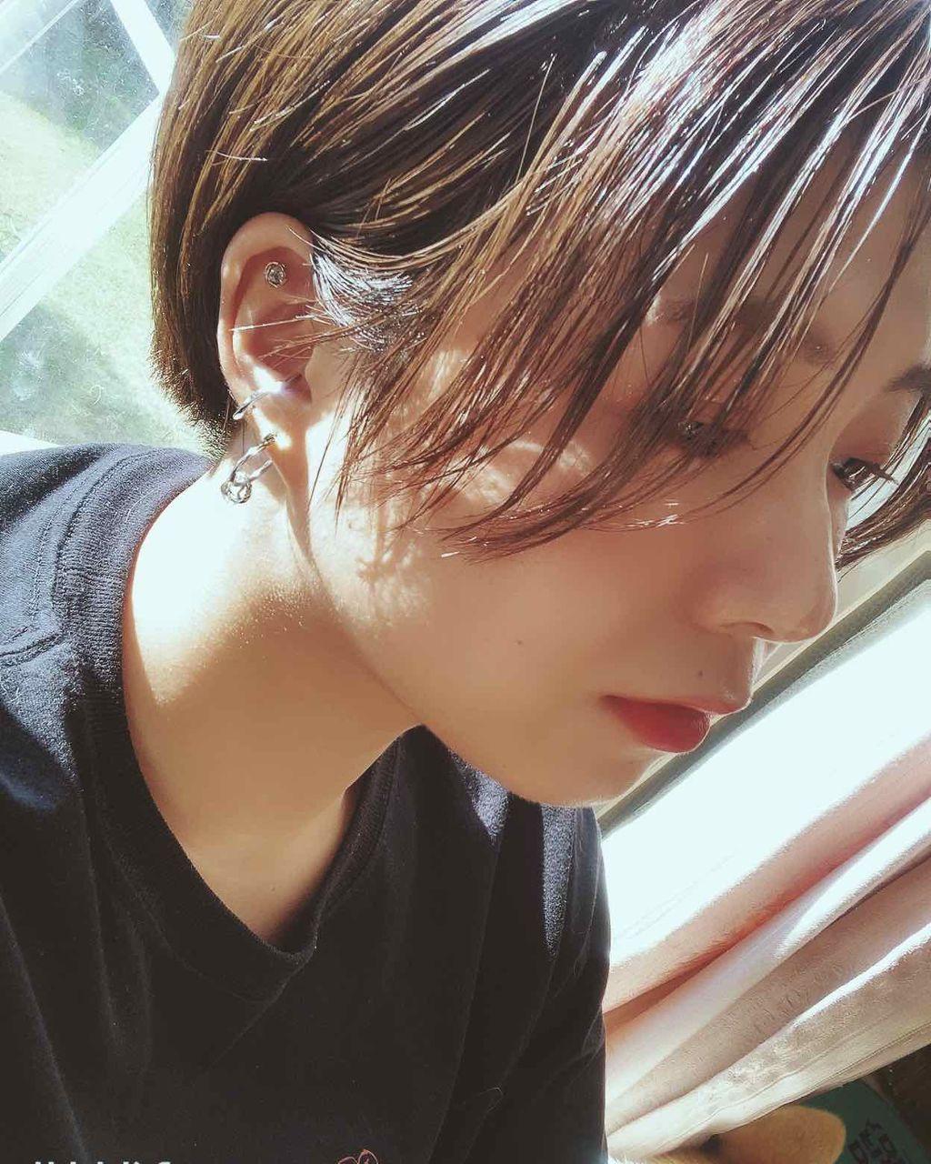 2020年秋冬流行超短髮髮型