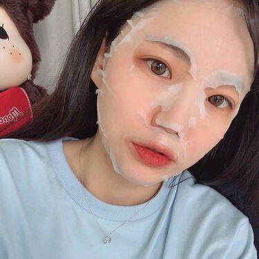 ディープモイスト リペアマスク/ツボクサレディ/シートマスク・パックを使ったクチコミ(2枚目)
