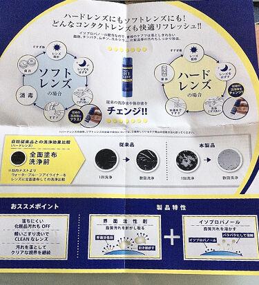 レニューフレッシュ/ボシュロム/その他を使ったクチコミ(2枚目)