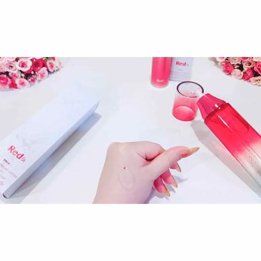 Red B.A ビギニングエンハンサー/Red B.A/美容液を使ったクチコミ(4枚目)