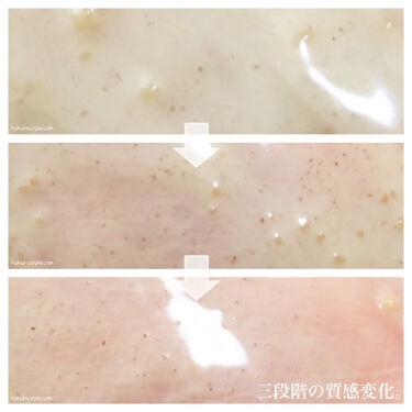 スクラビング マッド ウォッシュ/KANEBO/その他洗顔料を使ったクチコミ(3枚目)