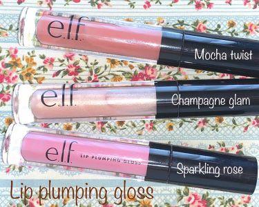 Lip Plumping Gloss/e.l.f./リップグロス by ななみ
