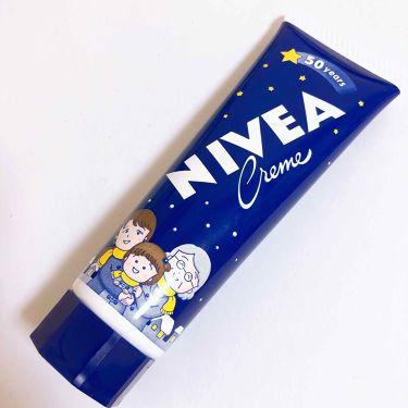 さく♡...*゜さんの「ニベアニベアクリーム<ボディクリーム・オイル>」を含むクチコミ