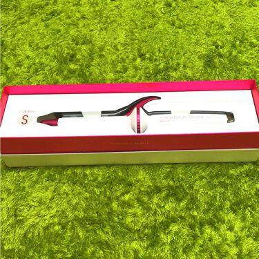 ヘアビューロン S-type 26.5mm/LUMIELINA/ヘアケア美容家電を使ったクチコミ(1枚目)
