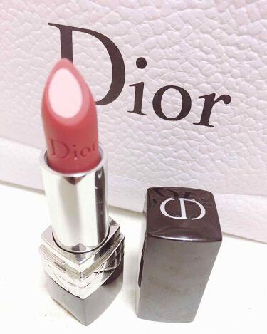 ルージュ ディオールダブル/Dior/口紅を使ったクチコミ(2枚目)